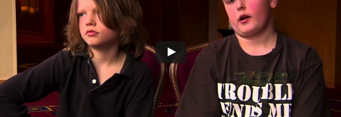 Young Boys Explain What It's Like to Live With Hemophilia